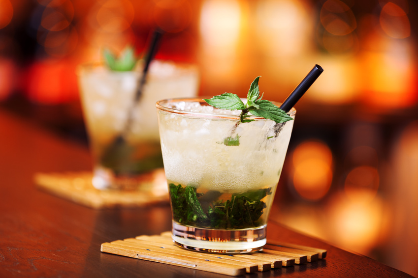Whisky-Cocktails: Mint Julep