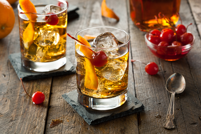 What Is Old Fashioned Whiskey