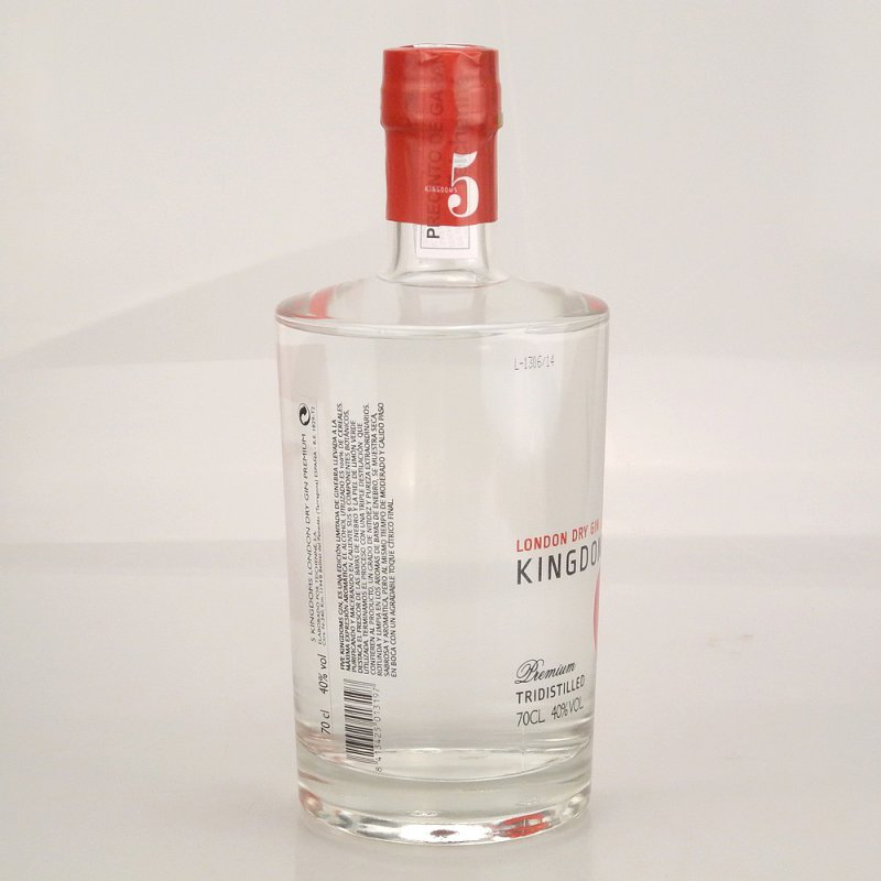 5 Kingdoms London Dry Gin 40% 0,7l