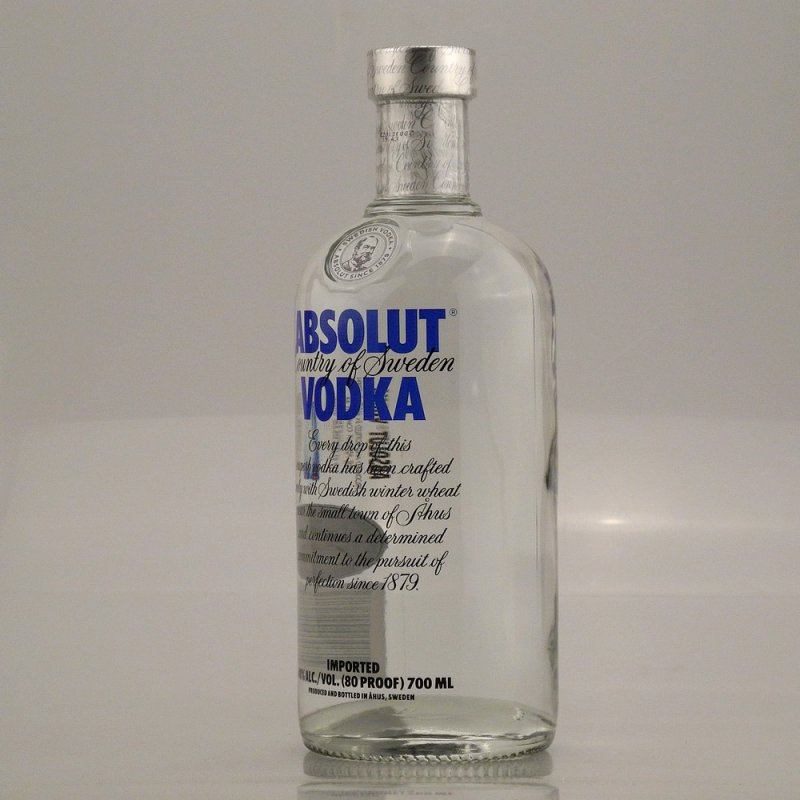Absolut Vodka Blue 40% 0,7l