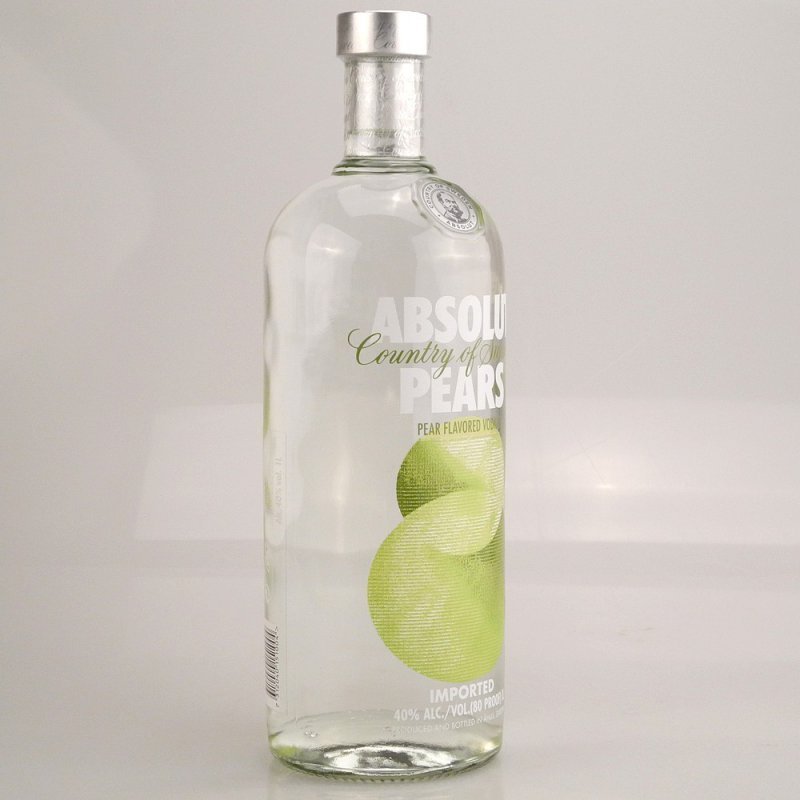 Absolut Vodka Pears 40% 1,0l