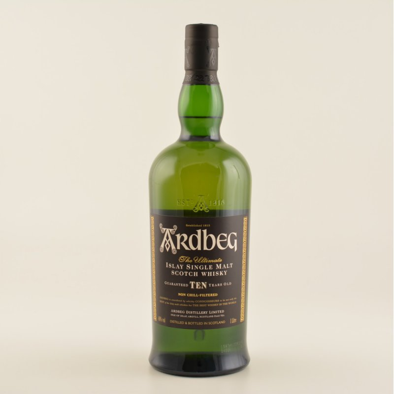 10 Jahre Islay Whisky 46% 1,0l (56,90 € pro 1 l)
