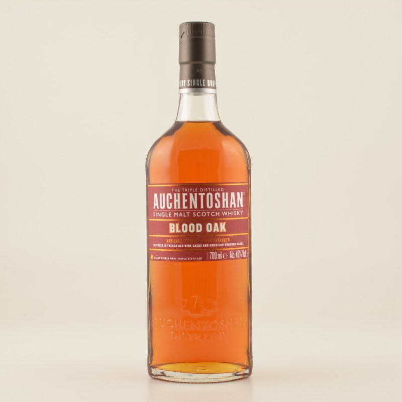 Auchentoshan Blood Oak Lowland Whisky 46% 0,7l ...