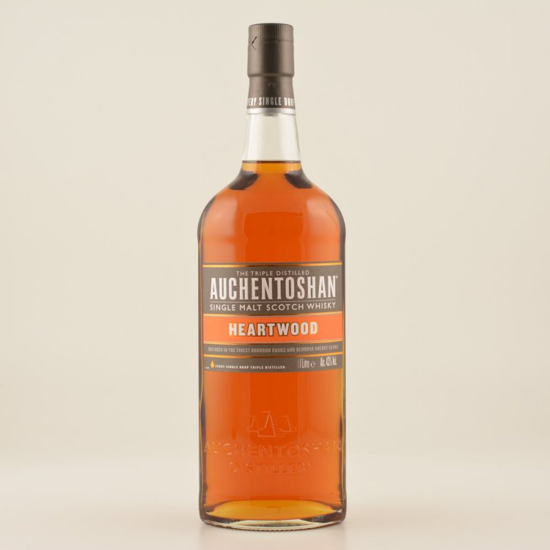 Heartwood Lowland Whisky 43% 1,0l (37,50 € pro 1 l)