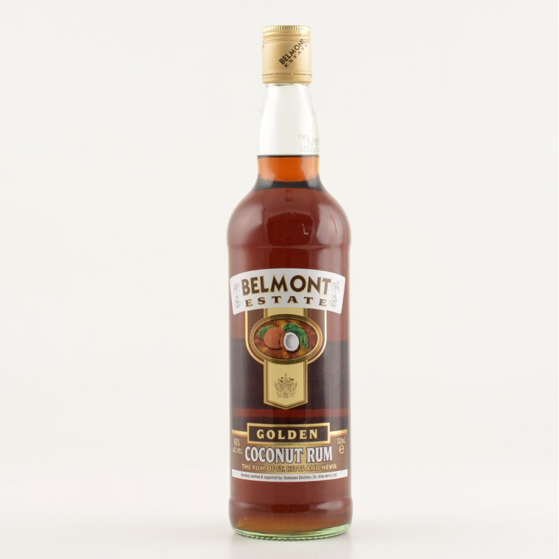 Belmont Estate Gold Coconut Rum 40 0 7l 22 90