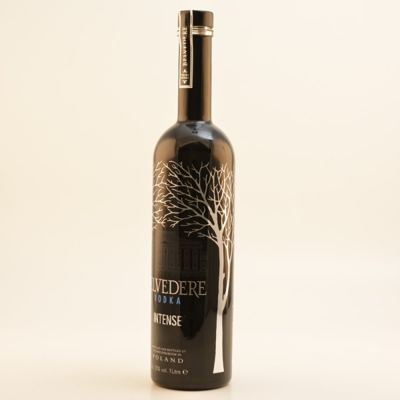 Belvedere Vodka Intense 50% 1,0l