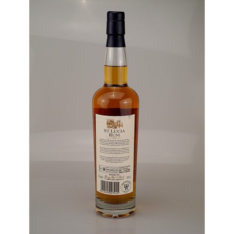 Berry's Own Finest St. Lucia Rum 1999 11 Jahre 46% 0,7l