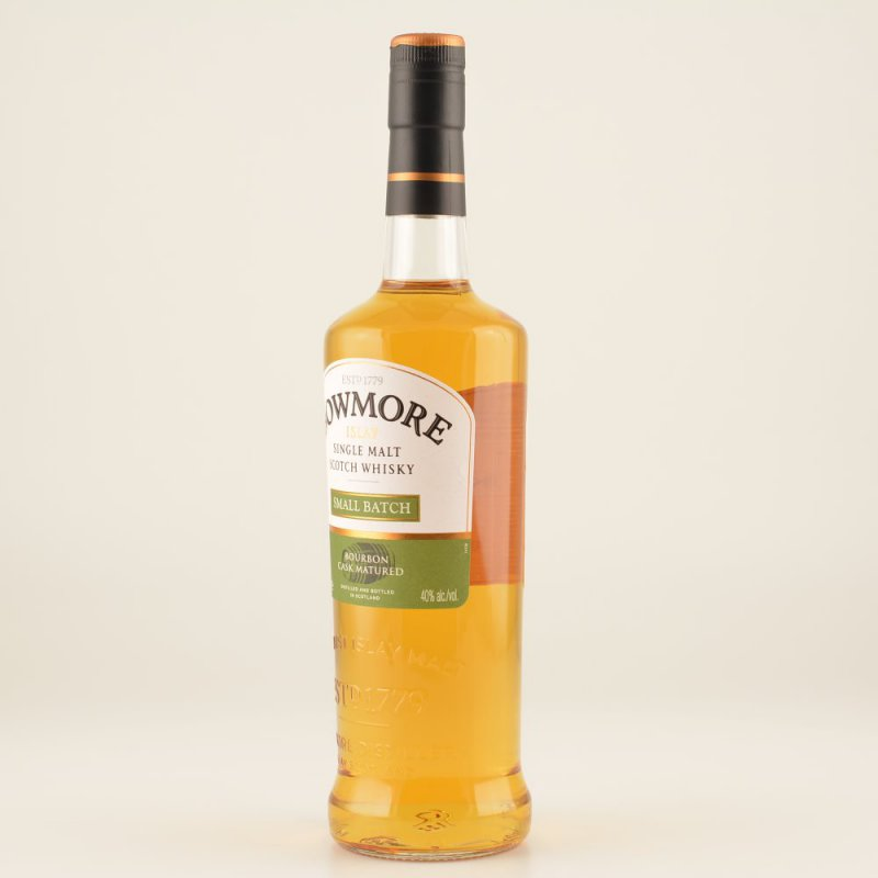 Bowmore Small Batch Bourbon Cask Whisky 40% 0,7l