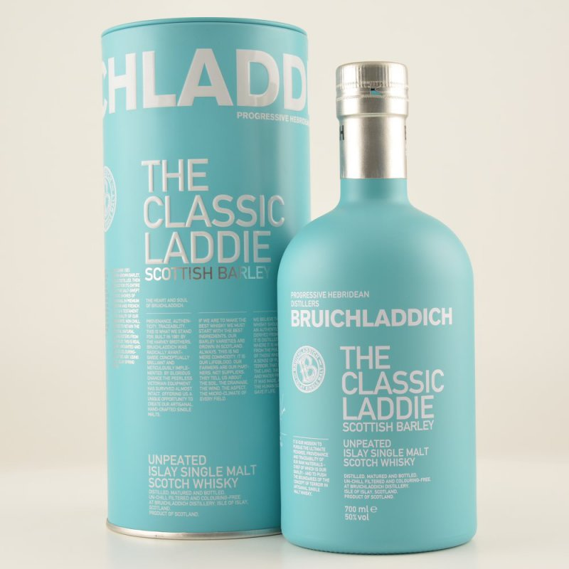 Bruichladdich ´´The Classic Laddie´´ Whisky 50%...