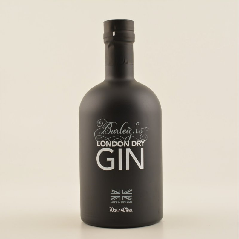 Burleigh's London Signature Dry Gin 40% 0,7l