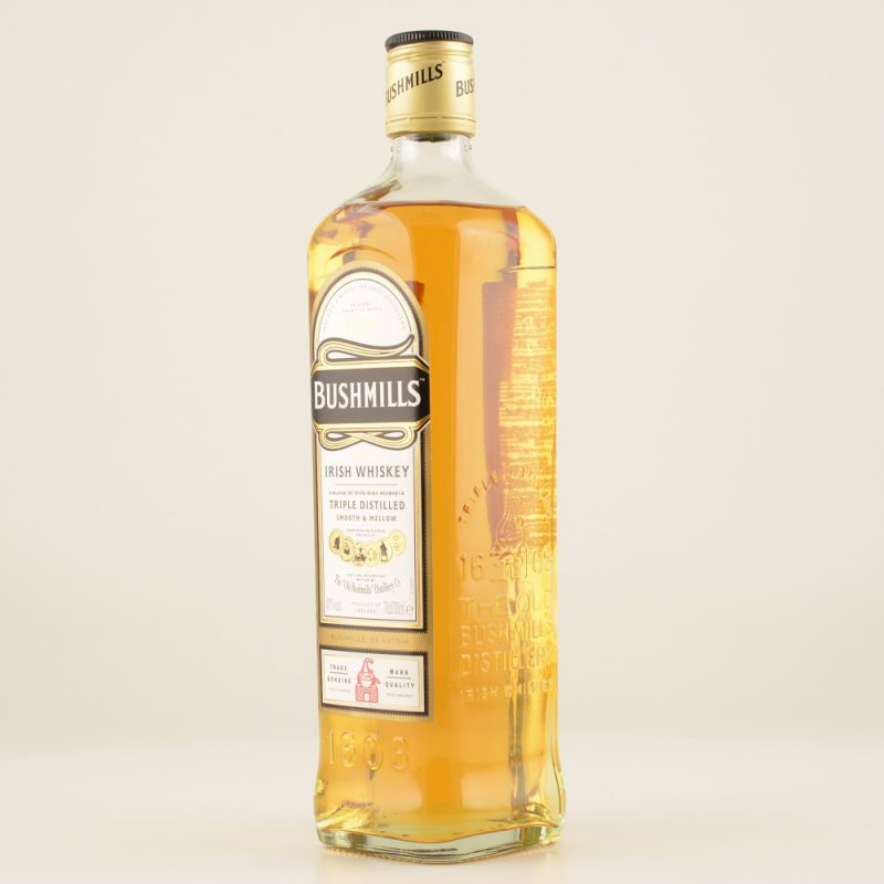 Bushmills White Label The Orginal 40% 0,7l