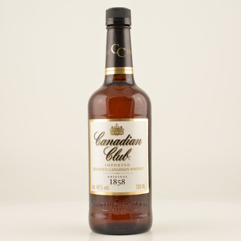 Canadian Club 6 Jahre Canadian Whisky 40% 0,7l ...
