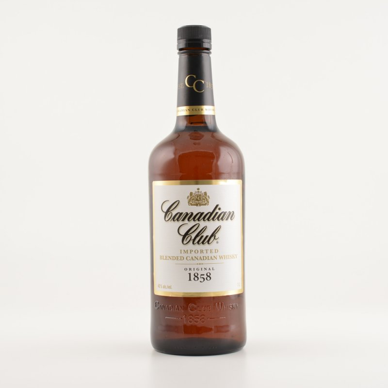 Canadian Club 6 Jahre Canadian Whisky 40% 1,0l ...