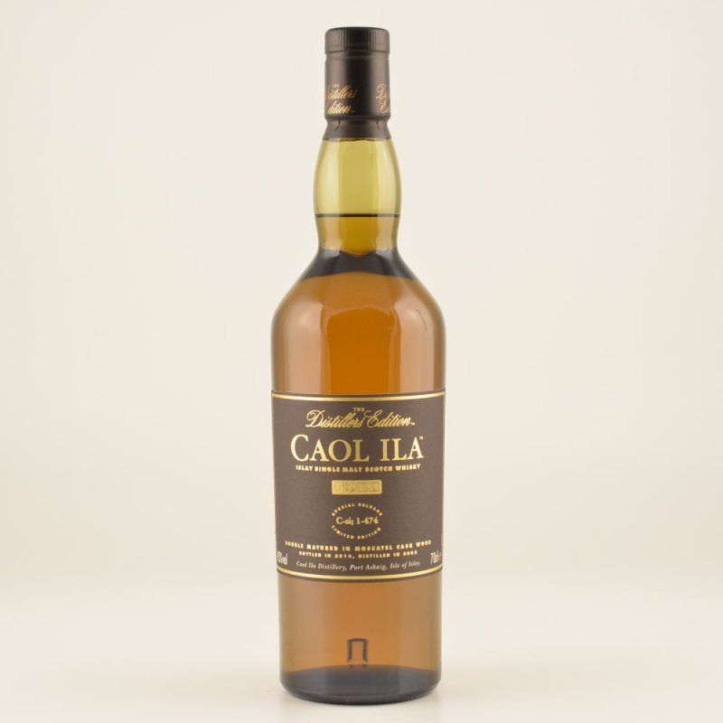 Distillers Edition Islay Whisky 02/14 43% 0,7l (82,71 € pro 1 l)