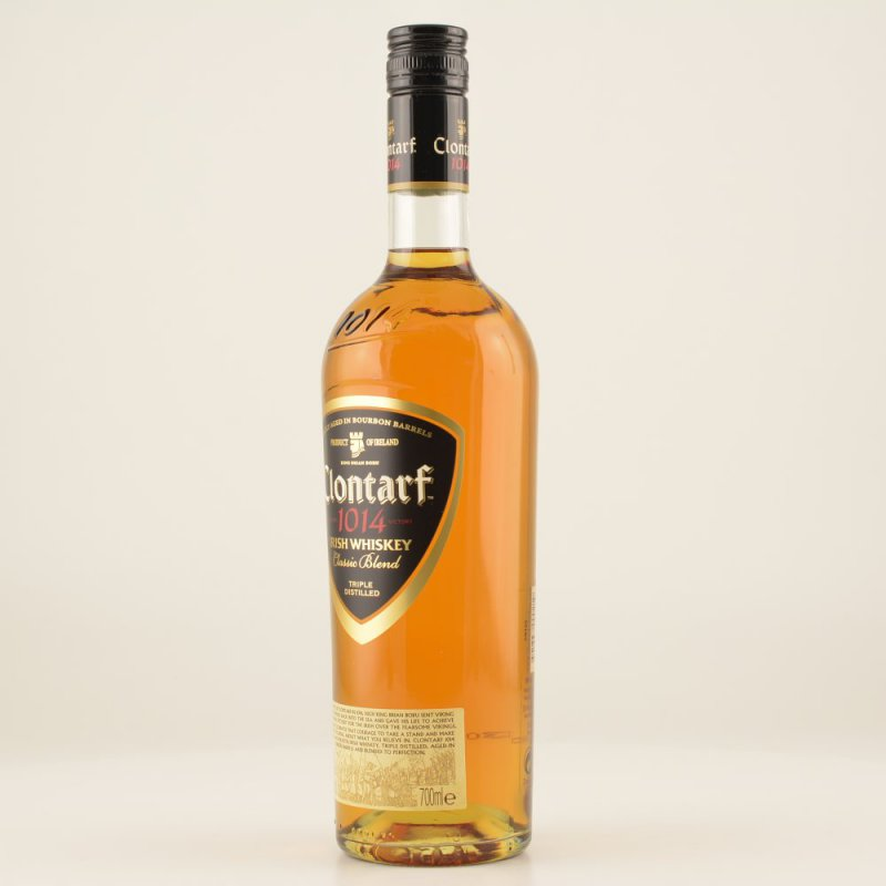 Clontarf Black Label Irish Whiskey 40% 0,7l