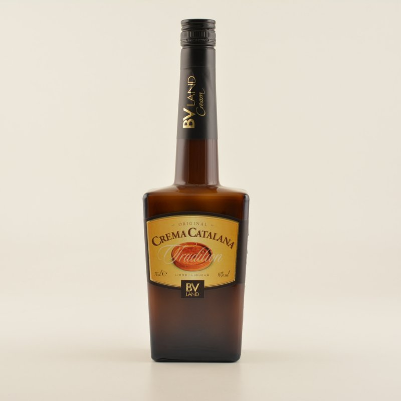 Crema Catalana Tradition Likör 16% 0,7l