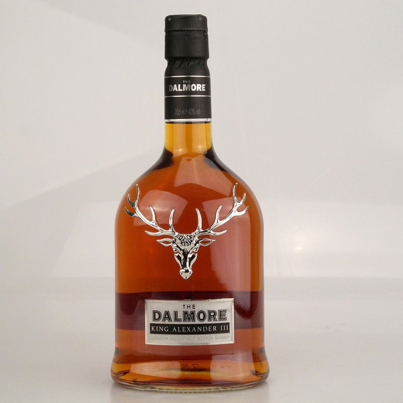 Dalmore King Alexander III Highland Whisky 40% 0,7l