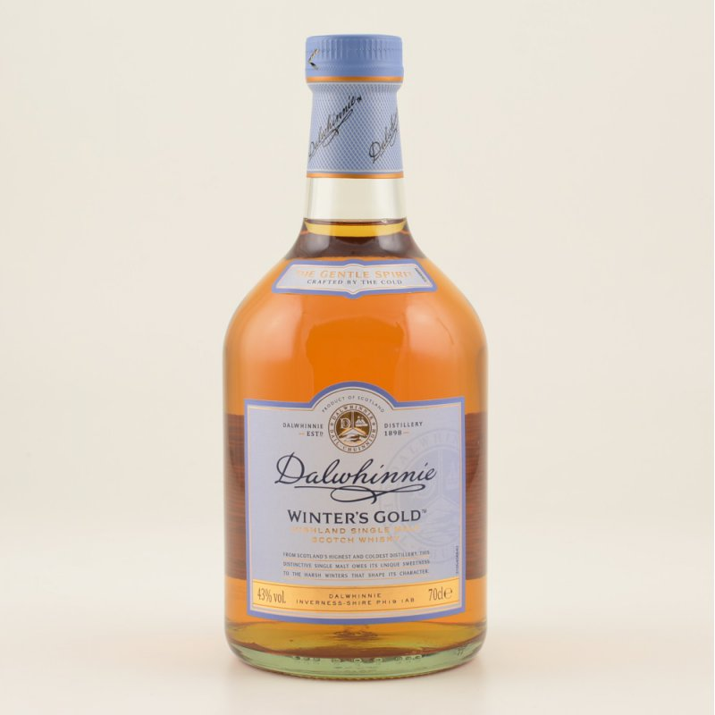 Dalwhinnie Winters Gold Highland Whisky 43% 0,7...