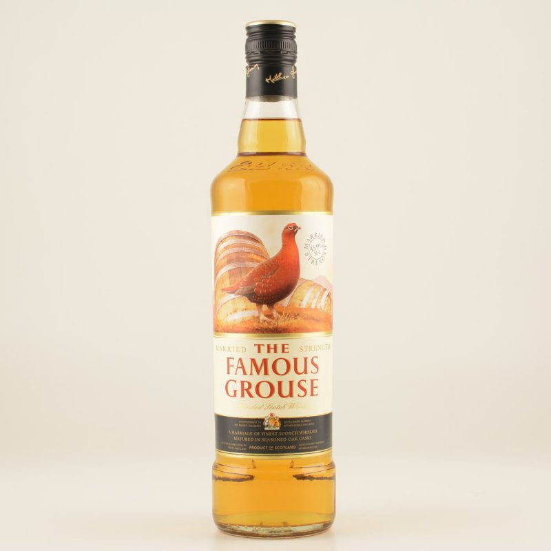 Famous Grouse Married Strengh Whisky 45,9% 0,7l...