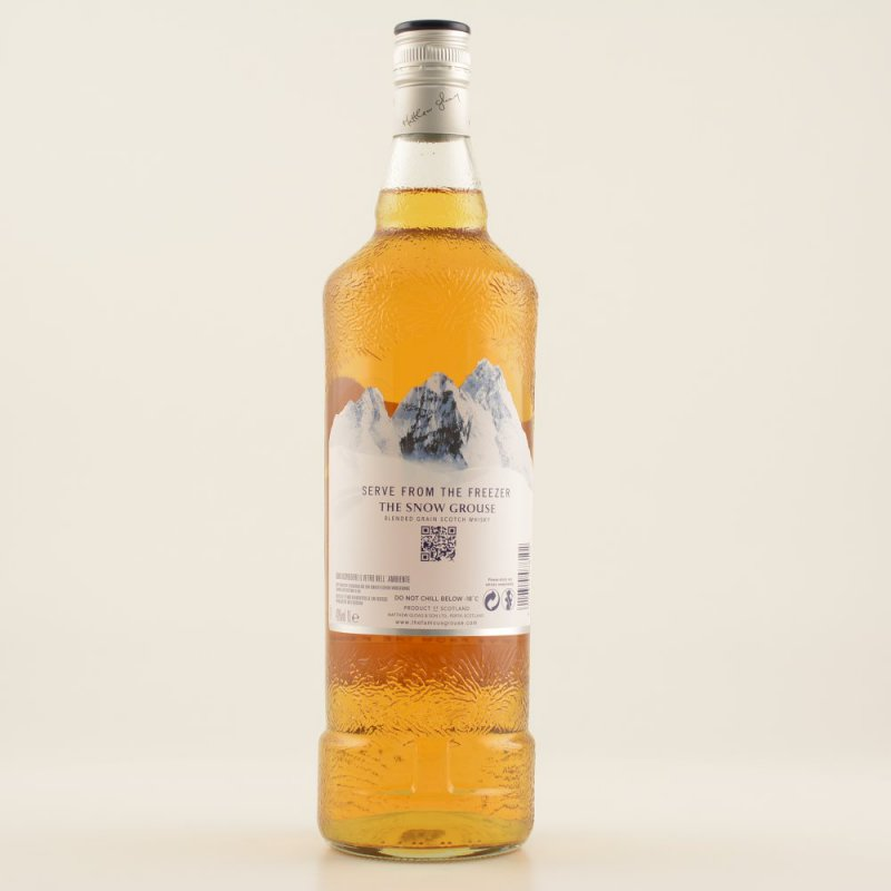 Famous Grouse The Snow Grouse Whisky 40% 1,0l
