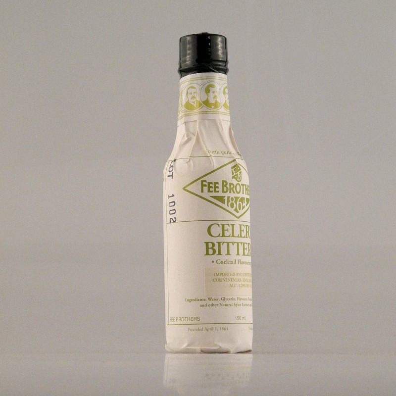 Fee Brothers Celery Bitters 1,29% 0,15l