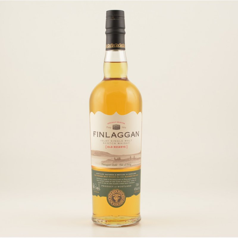 Finlaggan Old Reserve Islay Whisky 40% 0,7l (34...