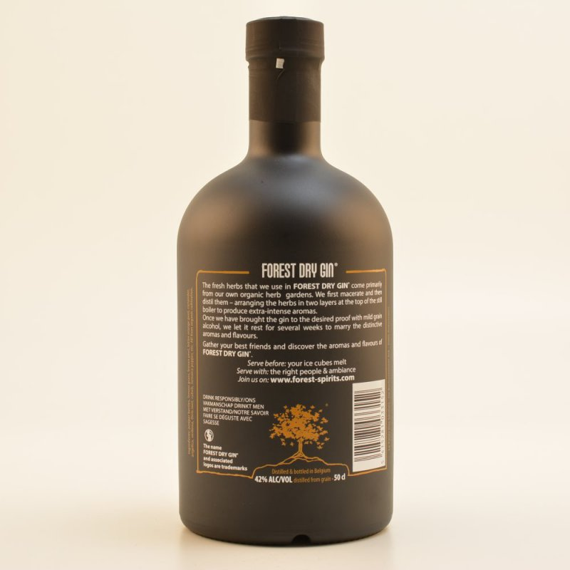 Forest Dry Gin Autumn 42% 0,5l