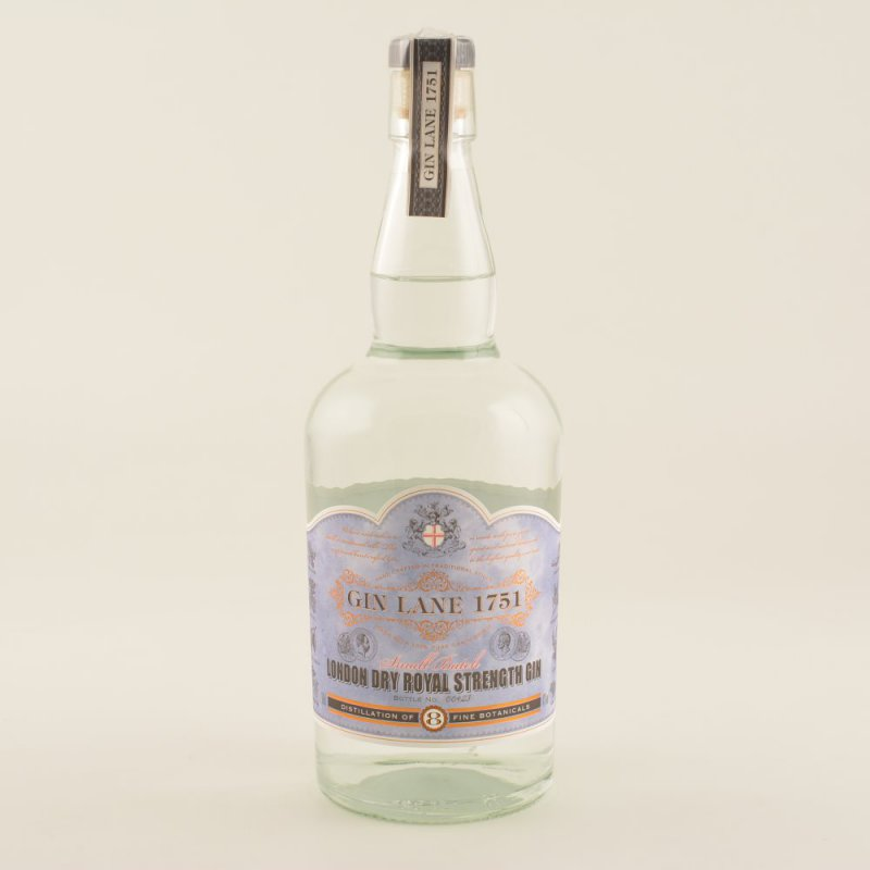 Gin London Dry Royal Strenght Gin 47% 0,7l (24,14 € pro 1 l)