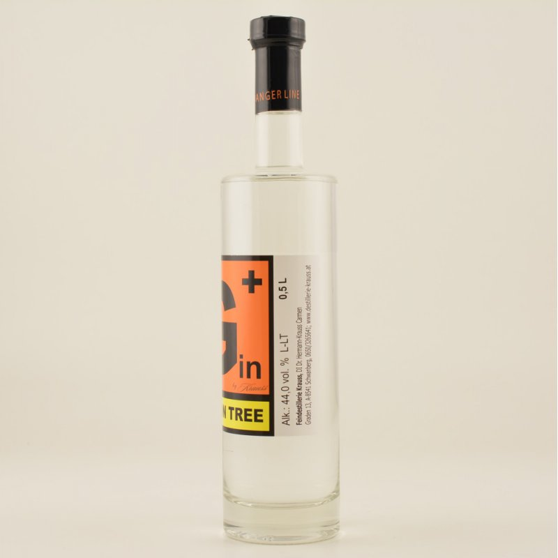 "Gin+ Lemon Tree ""Danger Line"" 44% 0,5l"