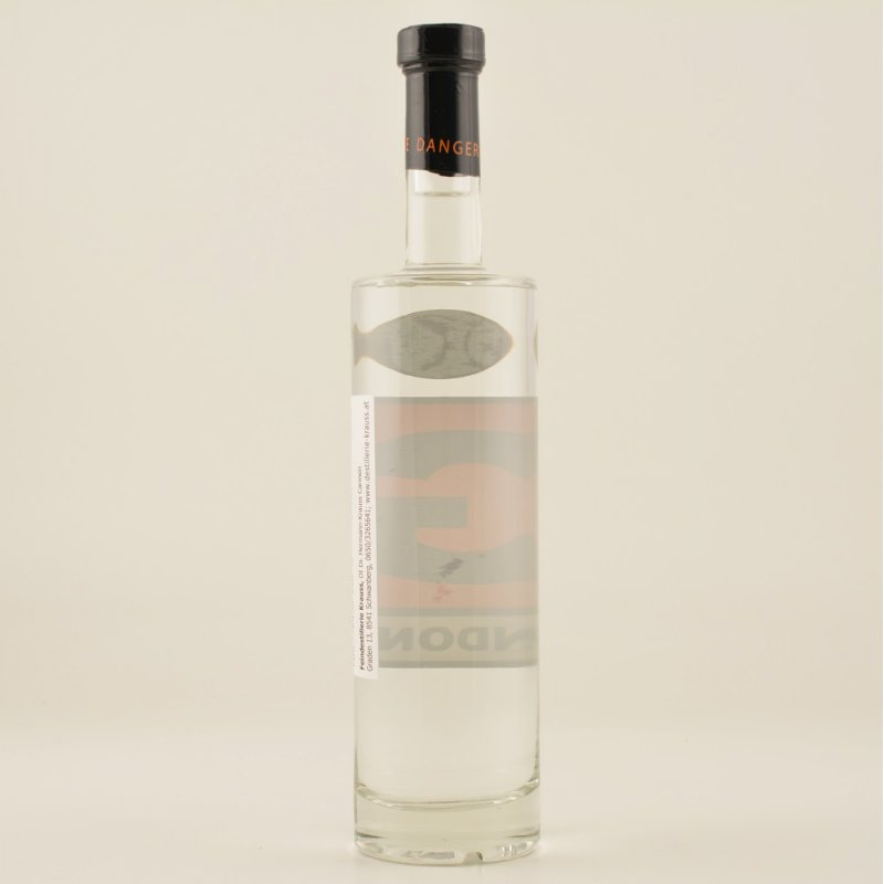 "Gin+ London Dry Gin ""Danger Line"" 44% 0,5l"