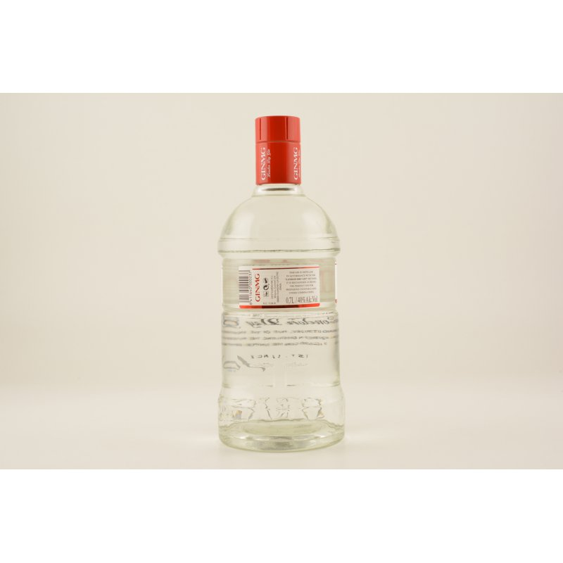 Gin MG Original Extra London Dry Gin 40% 0,7l