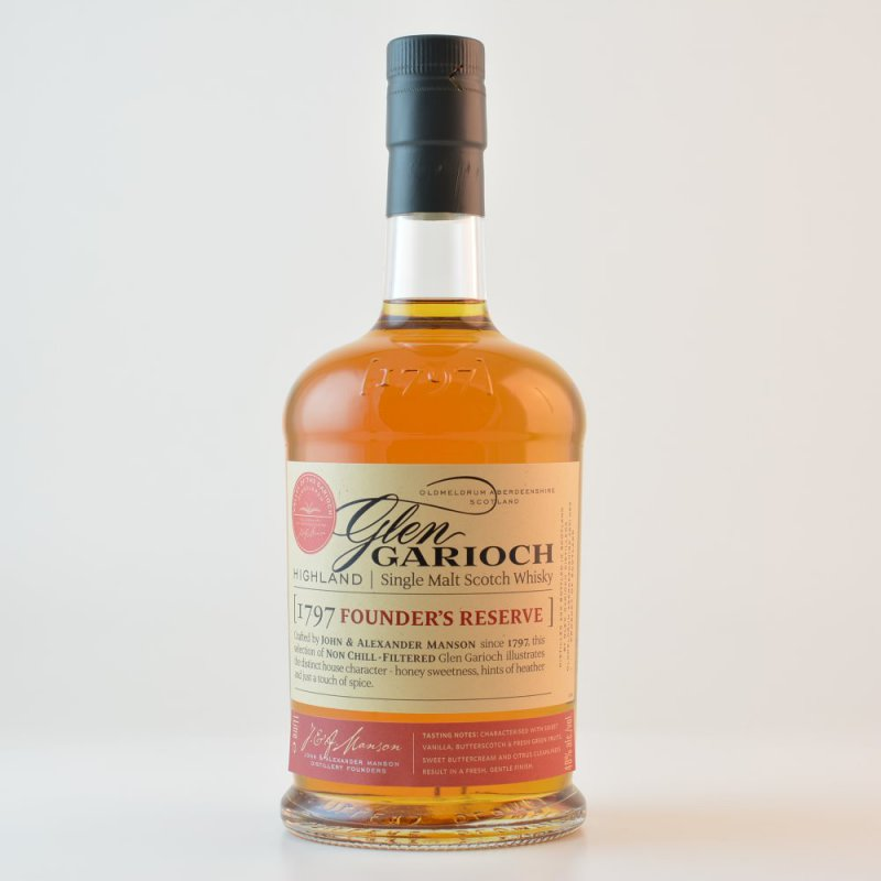 Glen Garioch Founders Reserve Highland Whisky 1...