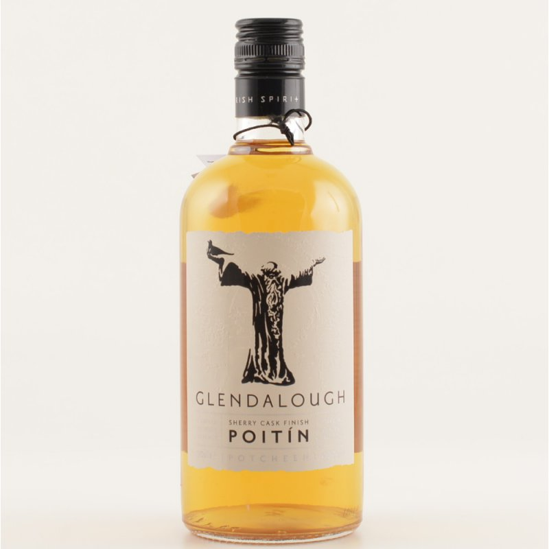 Sherry Cask Finish Poitin 40% 0,7l (47,00 € pro 1 l)