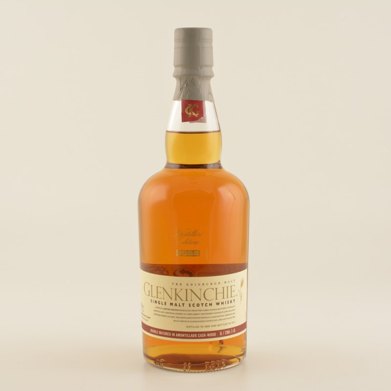 Distillers Edition Lowland Whisky 00/13 43% 0,7l (71,29 € pro 1 l)