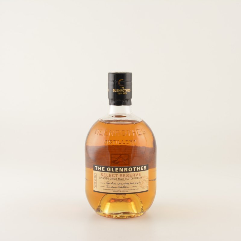 Glenrothes Selected Reserve Speyside Whisky 43%...
