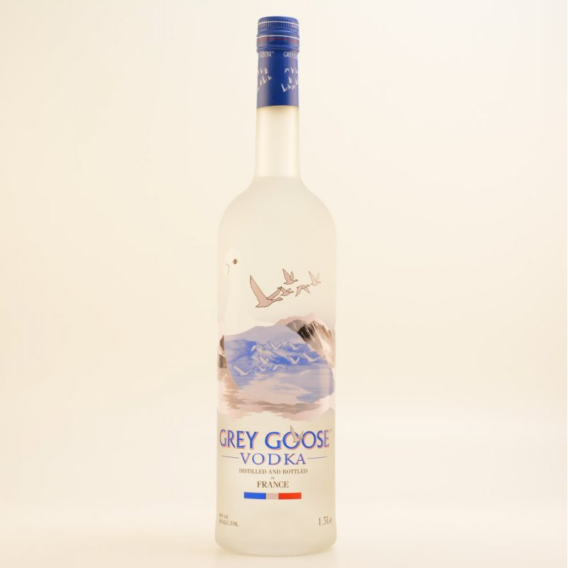 grey goose vodka magnum 40 1 5l 72 90. Black Bedroom Furniture Sets. Home Design Ideas