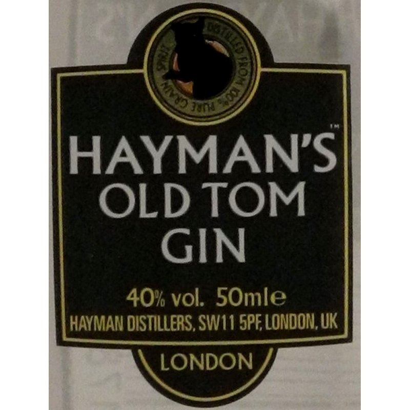 Haymans Old Tom Gin MINI 40% 0,05l