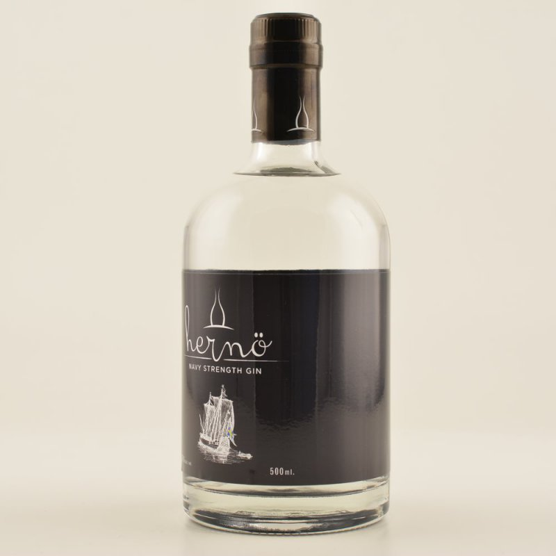 Hernö Navy Strength Gin 57% 0,5l