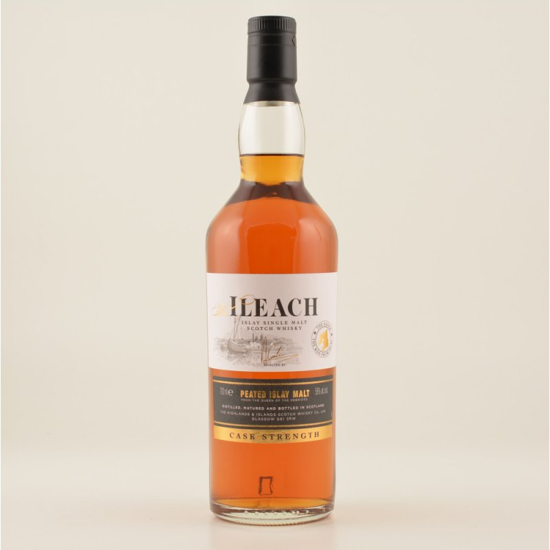 Ileach Islay Whisky Cask Strenghts 58% 0,7l (57...