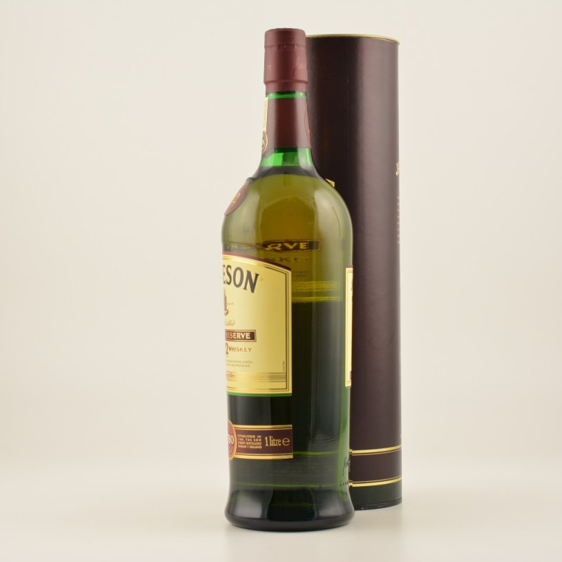 Jameson 1780 Special Reserve 12 Jahre Irish Whiskey 40% 0,7l