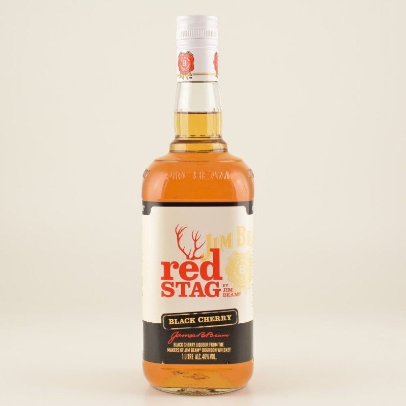 Red Stag Whiskey 40% 1,0l (17,50 € pro 1 l)