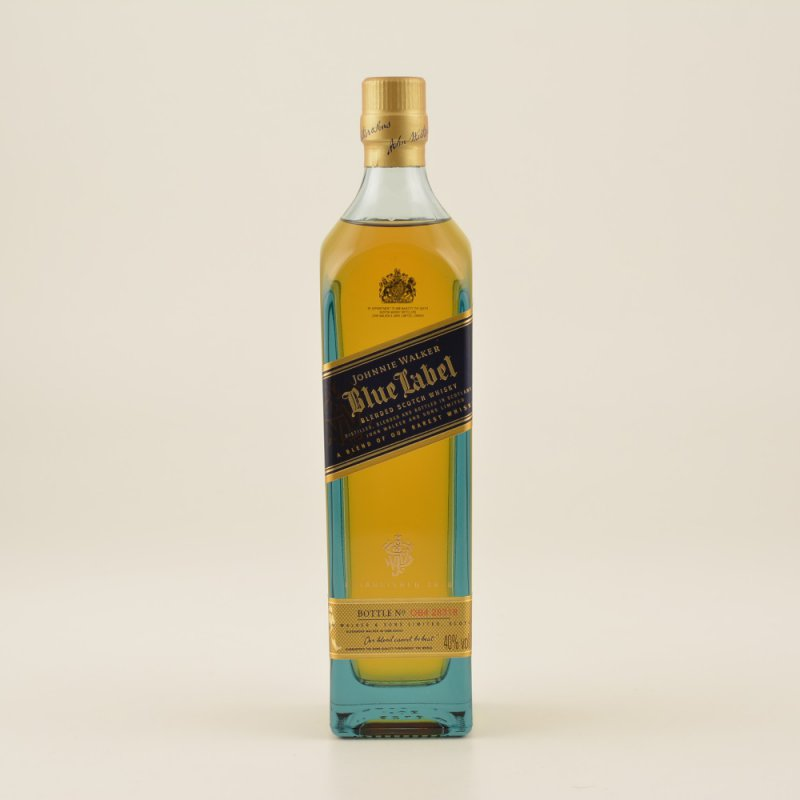 Blue Label Mini 40% 0,2l (189,50 € pro 1 l)