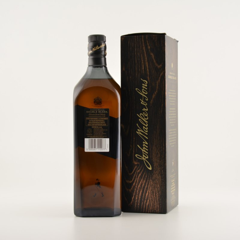Johnnie Walker Double Black Whisky 40% 1,0l