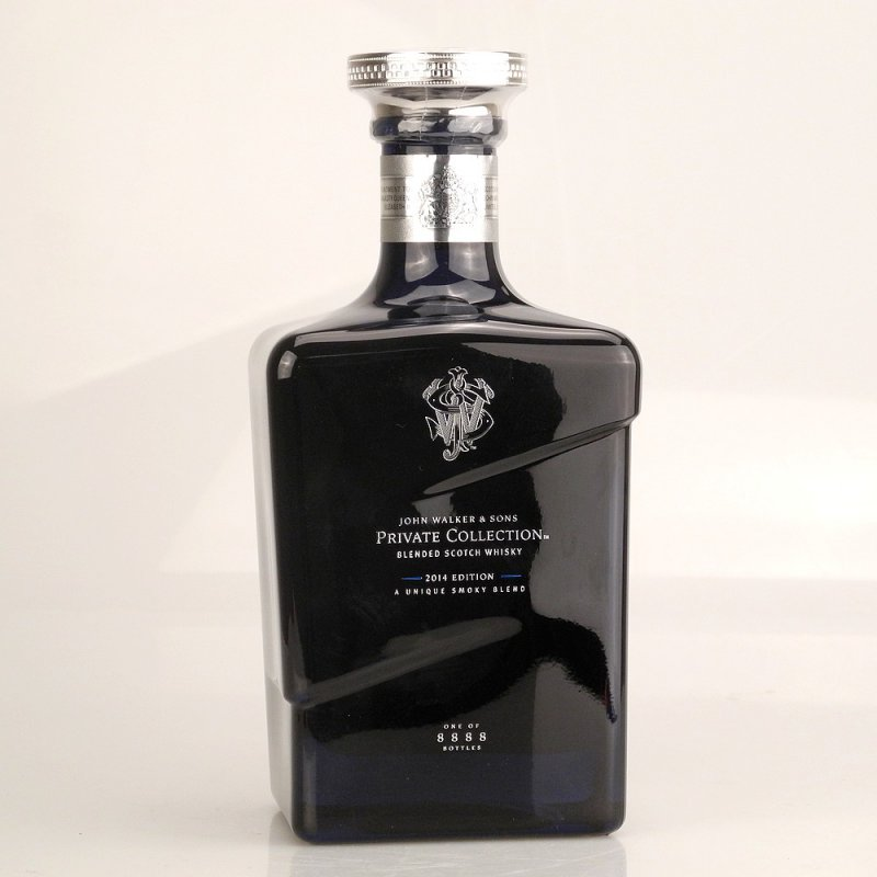 Johnnie Walker - John Walker & Sons Private Collection 2014 46,8% 0,7l