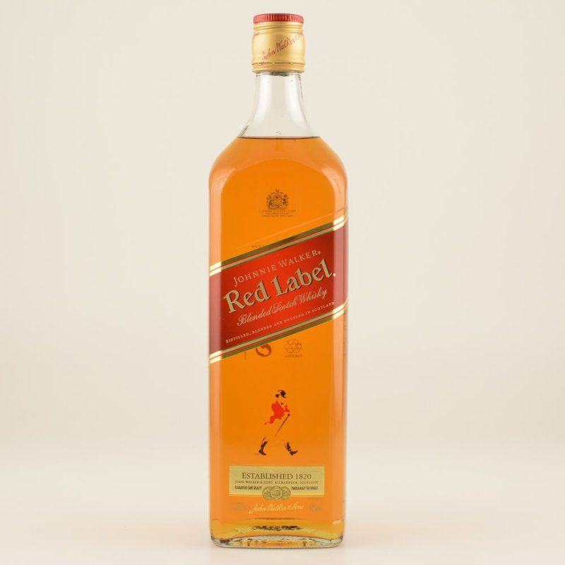 Red Label 40% 1,0l (18,90 € pro 1 l)