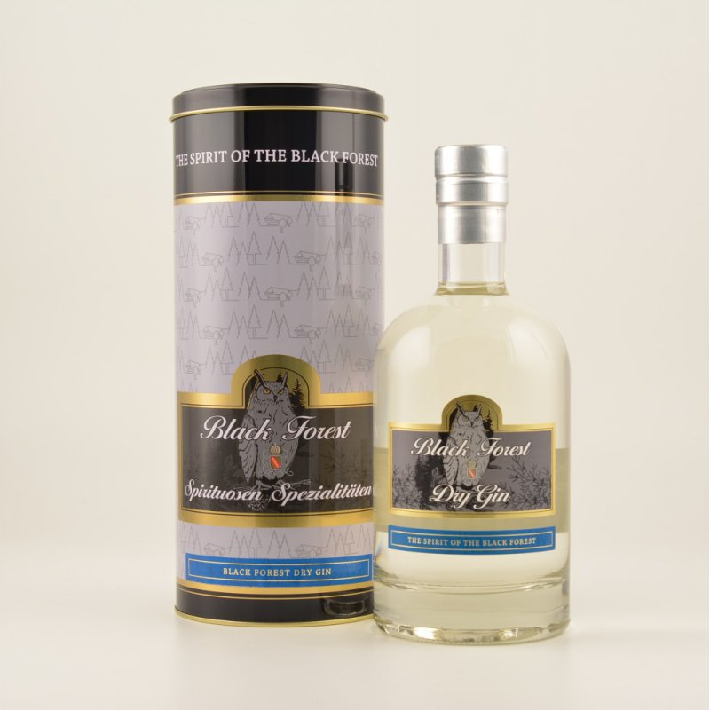 Black Forest Dry Gin 47% 0,7l