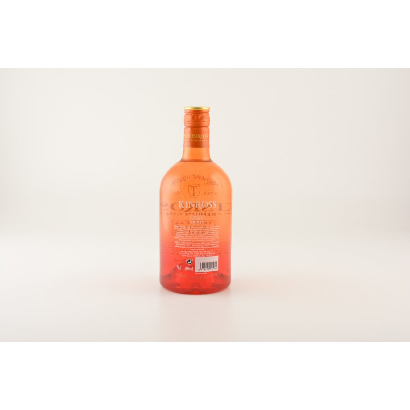 Kinross Tropical & Exotic Fruits Premium Gin 40% 0,7l