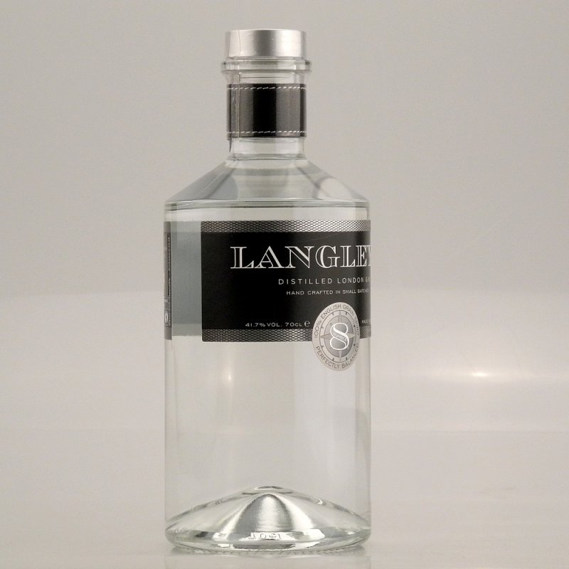 Langley's No. 8 Distilled London Gin 41,7% 0,7l