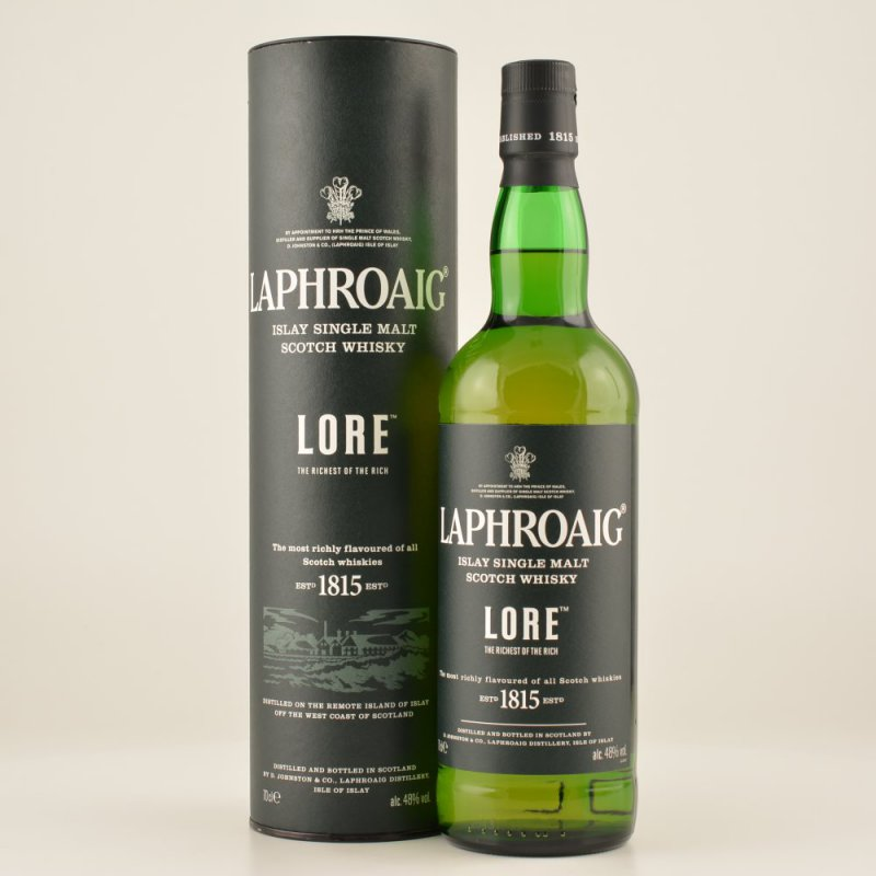 ´´Lore´´ The Richest of The Rich Islay Whisky 48% 0,7l (128,43 € pro 1 l)