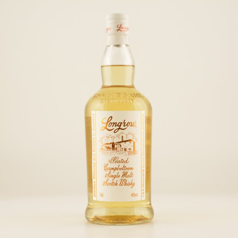 Longrow Peated Campbeltown Whisky 46% 0,7l (61,...